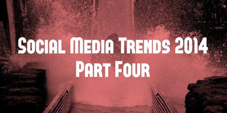 Social Media Trends 2014 (Part Four): Talent Shortage