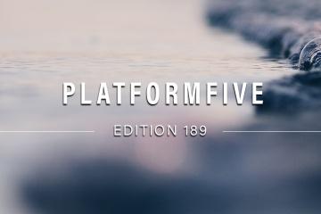 Social media updates | Platform Five | Edition 189